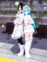 :Download: Powder and Fluffy Coat by SenseiTag