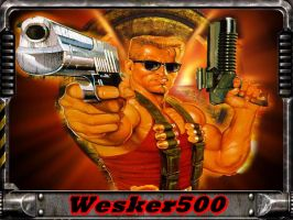 New ID Time to kill by Wesker500