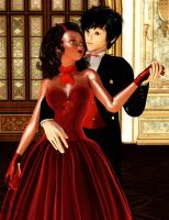 Shall we dance? by MistressesOfRomance