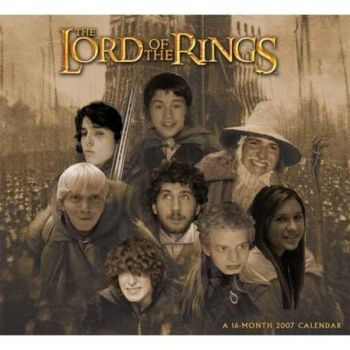 Lord Of Teh Rings Jersey Style by MikiElf