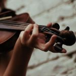 violin-1 by MotyPest