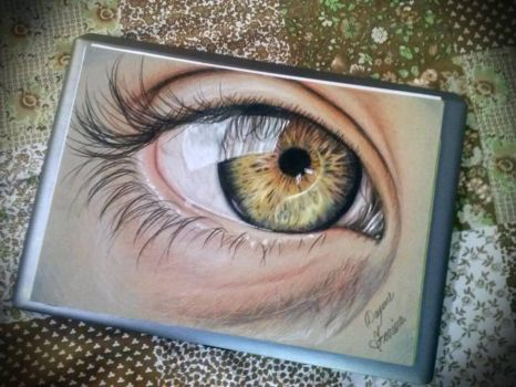 Eyes Realism by Day-San