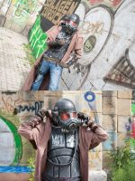 ncr vetern ranger cosplay 2 by peshewa