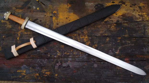 Type S Viking Sword by Hjorverdr