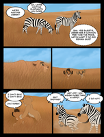 The Hunting Lesson Page 2 by TC-96