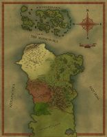 Commissioned map by Sapiento
