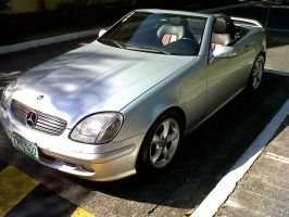 Mercedes SLK 320 by guelpacq