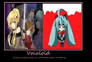 Vocaloid by Kawaii-Iman