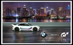Gran Turismo 6: BMW Vision Gran Turismo in the Wet by Kevster823