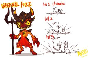 Infernal Fizz by Artsed