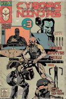 GAMETEE MGS CYBORG NINJA#3 by future-parker