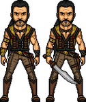 Kraven the Hunter (Earth-96283) by MicroManED