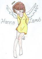 Little Angel Hannah by Sunnibutt
