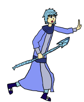 Wizards of Ethune: Colin Redesign by companioncube99