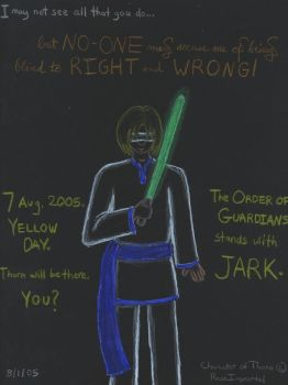 Thorn is Angry--Support Jark by RoseImmortal