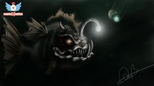 Angler Fish Concept by Bexara