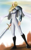 Teresa Claymore by Anleg
