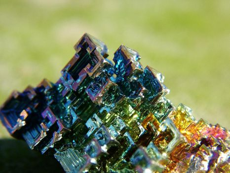 Second Shot at Bismuth by macrophoto