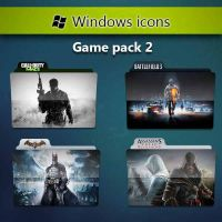 Folder Icons Game Pack 2 by RaFlAmeS