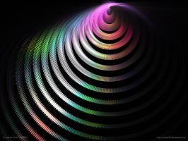 Psychedelic Cone by psion005
