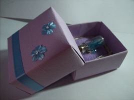 Cute little gift box by Sashlyr
