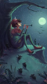Pied Piper by Naphanyah