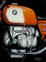 BMW R 90s by lopezlago