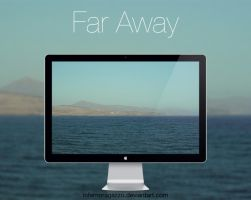 Far Away HD Wallpaper by infernoragazzo