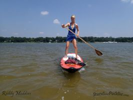 Stand and Paddle SUP 5997 by PaddleGallery