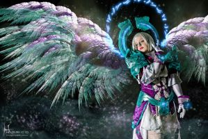Winged Elyos- Aion- 2 by Hidrico