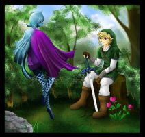 Fi and Link by Alamino