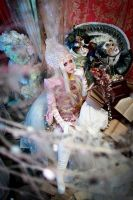 Trinity Blood - Mirka Fortuna - Duchess of Moldova by EimASagi