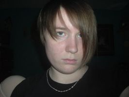 me with new hair again by AsherDemonSlayer