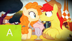 MLP FiM: S7 E13: The Perfect Pear Review by Cuddlepug