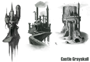 Grayskull Redesign Thumbnails by Davesrightmind