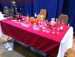 Chiisaicon Artist alley Table by icysnowseal
