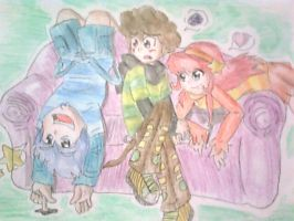 FishHooks- Couchmates by Dreaminhighzaxx