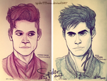 Malec sketches by spider999now