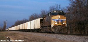 UP 6048 leads NS 70E by EternalFlame1891