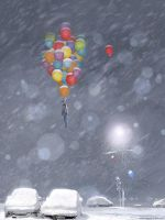 New Year by alexandreev