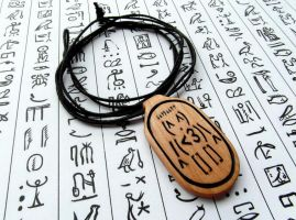 EMOGLYPH PENDANT :-) :-) :-) by MassoGeppetto