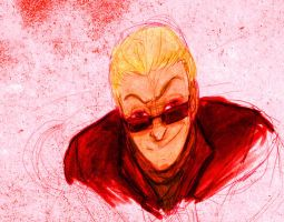Complete Wesker Saturation by dr-glitzkrieg