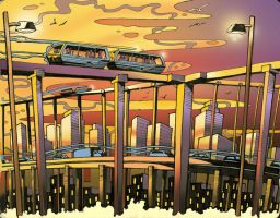 People Movers by rudat