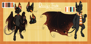 Design Trade: Reviolence by Densetsugin