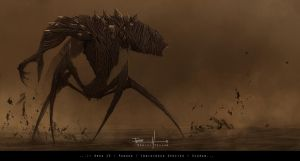 Area 13 Concept Art... by PELLOWCONCEPTS