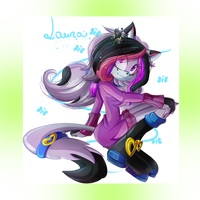 Laura The Cat by PauuhAnthoTheCat