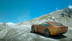 Ford GT-V concept V2 6 by cipriany
