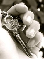 Your the key to my heart by madasrabbitsLV