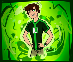 Ben 10 by kitkaters