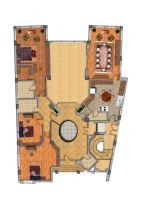 Dr.Nassar Villa Ground floor by arch7sam